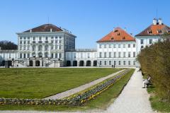 Nymphenburg - Frühlingserwachen. Foto Hannelore Pierer