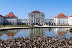 Nymphenburg - Schloss. Foto Heidi Hausmann