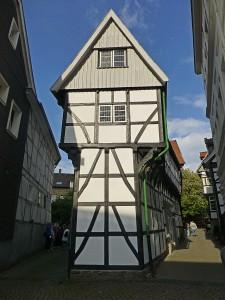 Bügeleisenhaus in Hattingen