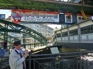 Haltestelle Werther Brücke Wuppertal