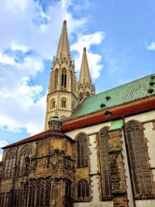 Görlitz Die Peterskirche ist das Wahrzeichen der Stadt