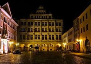 Görlitz Neues Rathaus am Untermarkt