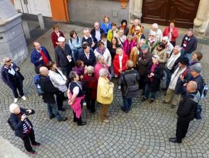 Görlitz Stadtführung mit Stadtwächter Gunnar
