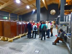Führung durch die Destillerie Lantenhammer