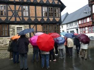 Goslar in der Altstadt