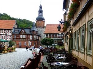 Stolberg Europa- und Thomas Müntzer Stadt