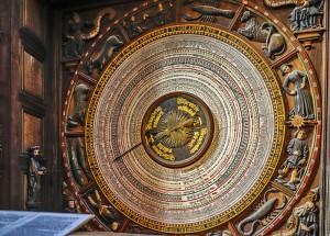 Die Astronomische Uhr in der Marienkirche zu Rostock