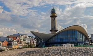 Das Ostseebad Warnemünde ist ein Ortsteil der Hansestadt Rostock