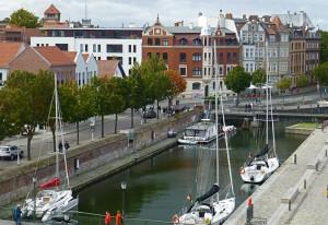 Die Hansestadt Stralsund