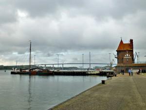 Stralsund Rügenbrücke