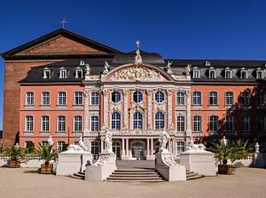 Das Kurfürstliche Palais in Trier