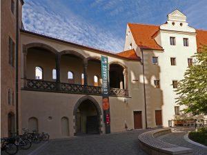 Das Lutherhaus in Wittenberg