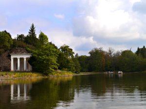 Der Wörlitzer Schlosspark
