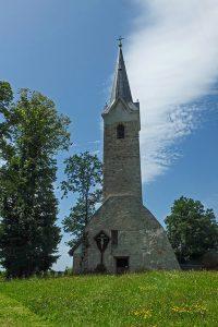 Kirchenruine St. Jakobus
